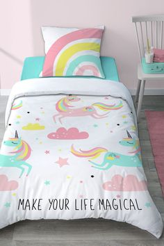 Gray Bedroom, Room Decor Bedroom, Bedroom Yellow, Bedroom Ideas, Teenage Girl Bedrooms, Girl Rooms, Rainbow Wallpaper, Princess Room, Pink Clouds