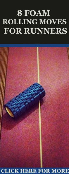 Learn the proper foam rolling technique and the best 8 foam rolling exercises for injury-free running.