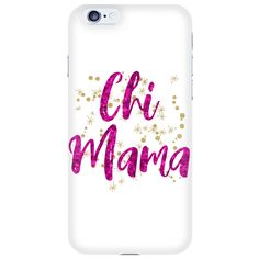 Chi Mama Chihuahua Mom Phone Case