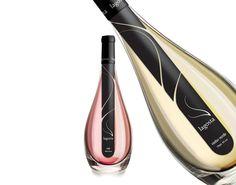 Funkate al Diseño Gráfico: Diseño de etiquetas de vinos ¡Que botella más diferente!