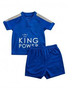 9949a800e2b3d Kids Leicester 2017-18 Season Home Foxes Kit