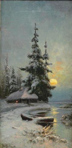 Yuli Yulievich Klever (1850-1924)