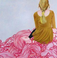Iwona Zawadzka, Istoty nieorganiczne II, 2013 #art #contemporary #artvee