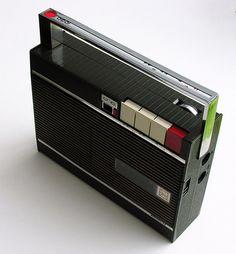 Magnetófono Remco 1030