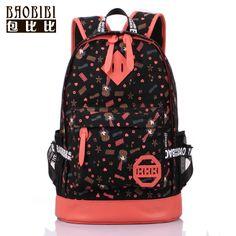 c8add8c05a62 Upgrade Shoulders Bag Women Korean College Travelling Bags Computer Bag  Schoolbag Canvas Backpack Travelling Bags 20326212214