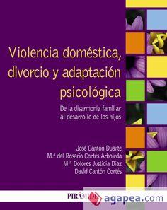 #libro Para Descargar Denominado Violencia Doméstica divorcio y adaptación psicológica - Link de la Descarga --->>> http://ift.tt/2tk52eU