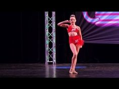 Dance Moms- Kendall Lyrical Solo- Under My Spell
