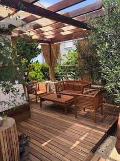 Donkişot Ahşap Dünyası: Bahçe Dekorasyonu | homify