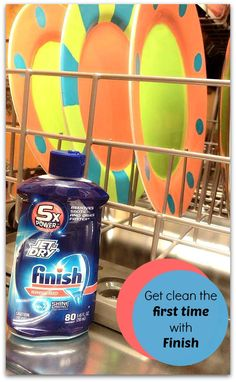 I've found Finish Jet-Dry very helpful while preparing for our annual party-'The Harrison Spring Fling!' Tackle spring cleaning w/ deals from Target #EverydaySaves #sponsored