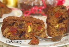 Rich Rum Fruit Cake… For a Very Merry Christmas   eCurry - The Recipe Blog