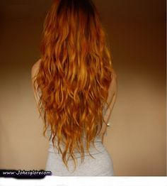 I recently got my hair cut. I told the lady I wanted a V-cut. She barely gave me A U-CUT! I was very upset. My hair is beach wavy and this is what I wanted! Not what I have right now >>>:(