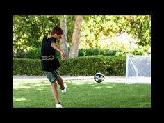 Improve your control of the ball with better technique, head to toe. Maximize touches as you improve passing, dribbling, and overall foo. Solo Soccer, Soccer Trainer, Football Drills, Soccer Quotes, Head To Toe, Trainers, Improve Yourself, Athlete, Exercises