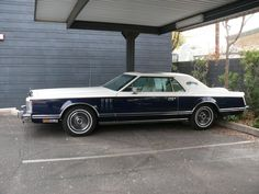 """#28. The private owner in Phoenix wants $25k firm for his 1979 Lincoln Mark V Bill Blass, and here's why: """"As close to brand new as you can get. Rare 79 Bill Blass with only 995 miles! Purchased in 2002 with 585 miles. Driven only to keep everything working. In new condition; tires, belts and hoses are all original and engine compartment has not been steam cleaned to maintain all numbers and markings."""""""