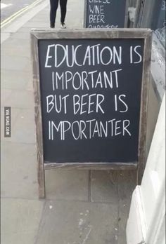 Much more importanter