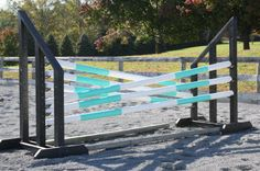 Love the color combo and plus its a triple bar