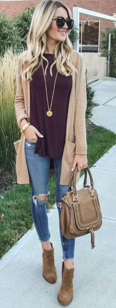 This is one of the best cute outfits for meeting your boyfriend's parents!