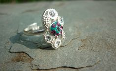 Large Tribal Indian Silver Toe Ring With Free by AllThingsEthnic, £16.99