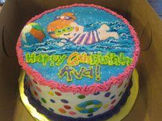 Pool Party Birthday
