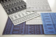 Anno rugs for autumn 2014 (via Nuapurissa) nice collection of things from Anno Collection
