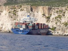Accident - Container Ships