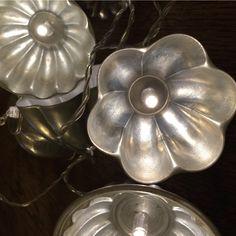 Vintage Mould LED Light String