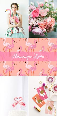 Flamingo party? Yes please!
