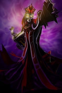 Karthus, The Deathsinger, My favorite charater!