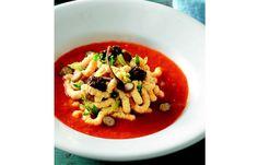 Passatelli in zuppa di pomodoro
