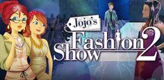 Jojo's Fashion Show 2 is a basic fashion game with a epic twist. oringanly for ipod ipad and iphones this trending game is good for the daughters the sisters and the cosins of the family and you can get it for free on google play!
