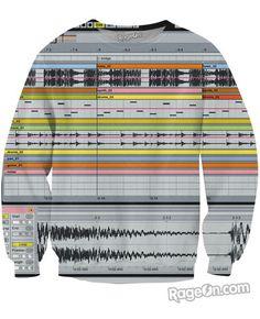 Ableton Live Crewneck Sweatshirt