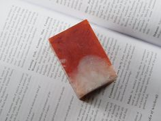 Blood and Milk soap from Witch Baby, omg does this smell great!