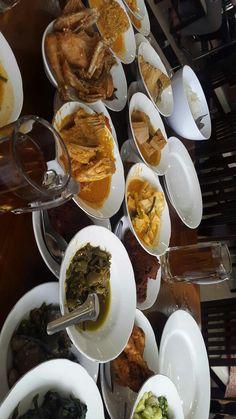 Padang( indonesia foods)