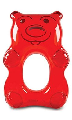 BigMouth Inc. Giant Red Gummy Bear Pool Float! Best Price