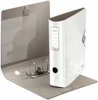 Leitz Active Lever Arch File White Pack of 5 with FOC Beauty Set   Leitz promotion. Buy a pack of Leitz Active Lever Arch File White (LZ53891) and get a free Clinique beauty set.