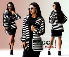 Stylish Woman Jacket Long sleeve Diving Eco-leather belt- Autumn Collection #Unbranded #BasicJacket