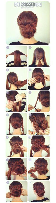 penteado-com-coque-fácil-tutorial