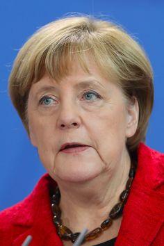 Angela Merkel gratuliert Trump zum Wahlsieg