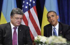 Obama y Poroshenko se reúnen en Washington