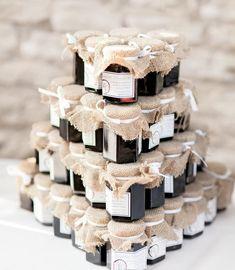Hochzeitsmarmelade Gastgeschenke
