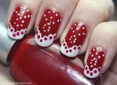 Casual Spark: 31 Day Challenge, Day 11: Polka Dots