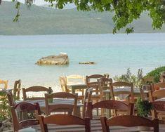 Tasting local specialities at Taverna Pantazis