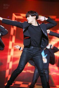 [Fansitesnap] BTS @ 2015 MBC Gayo Daejejun 151231 | Jhope