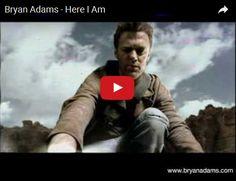 Watch: Bryan Adams - Here I Am See: http://bryanadamslyric.blogspot.com/2010/01/here-i-am-bryan-adams.html #lyricsdome