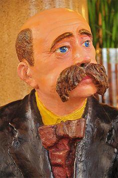 Central, Statue, Havana, Vienna, Cities, Sculptures, Sculpture