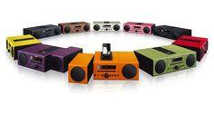 Yamaha New Stylish Audio Systems