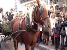 Le Retour des Alpages (Pasture Animal Parade) Festival Annecy France