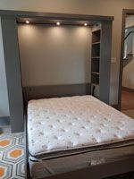 Wallbeds, Murphy Beds, Flip-up Beds, Lift Beds