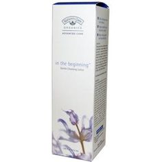 Nature's Gate, Organics, In The Beginning, Gentle Cleansing Lotion