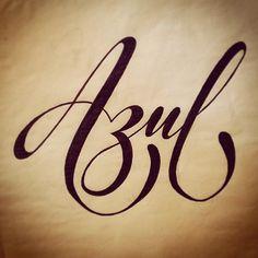 #handlettering #customletters #typedaily #lettering #daughtername