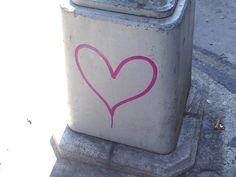 cuore di strada
